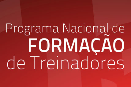 Logotipo do Programa Nacional de Formação de Treinadores