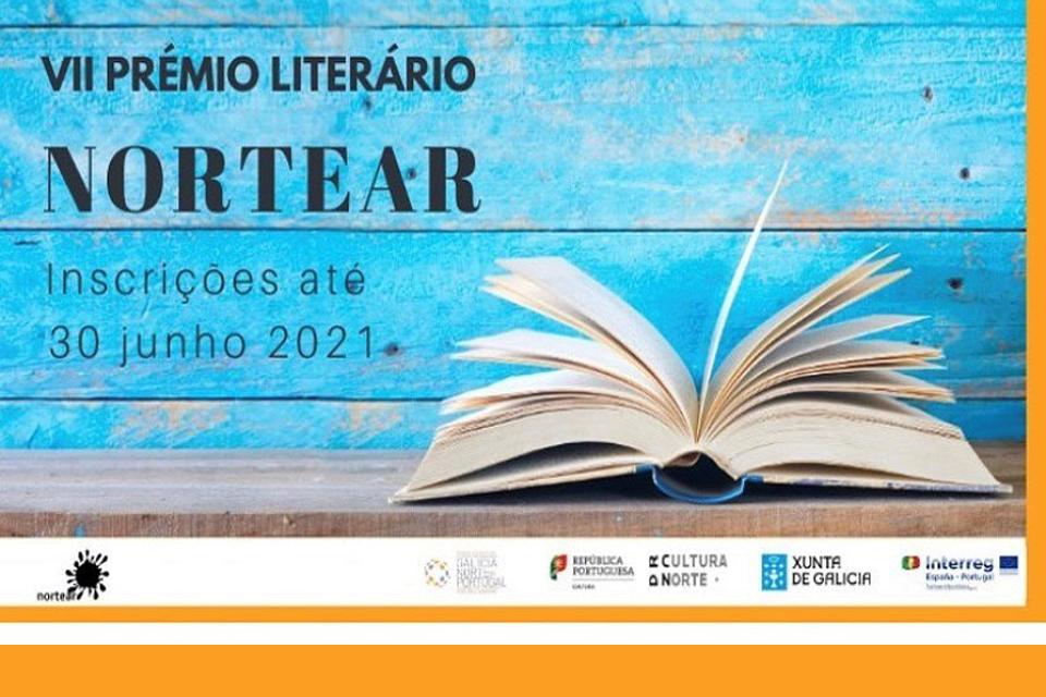 VII prémio literário Nortear inscrições até 30 de junho 2012