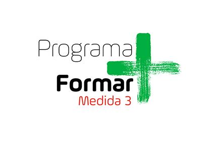 Imagem Logo do Programa Formar Medida 3