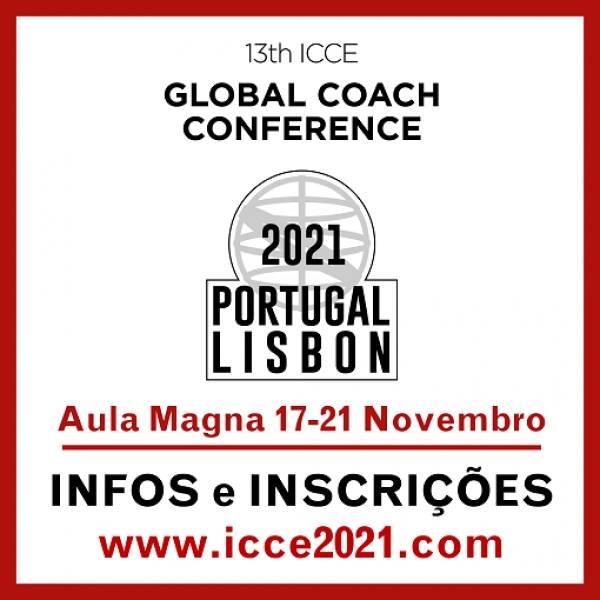 Logotipo da Global Coach Conference